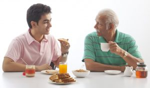 unexpected events family caregiving