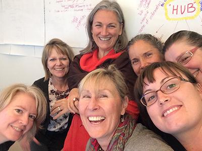 Family Caregivers of British Columbia BC staff