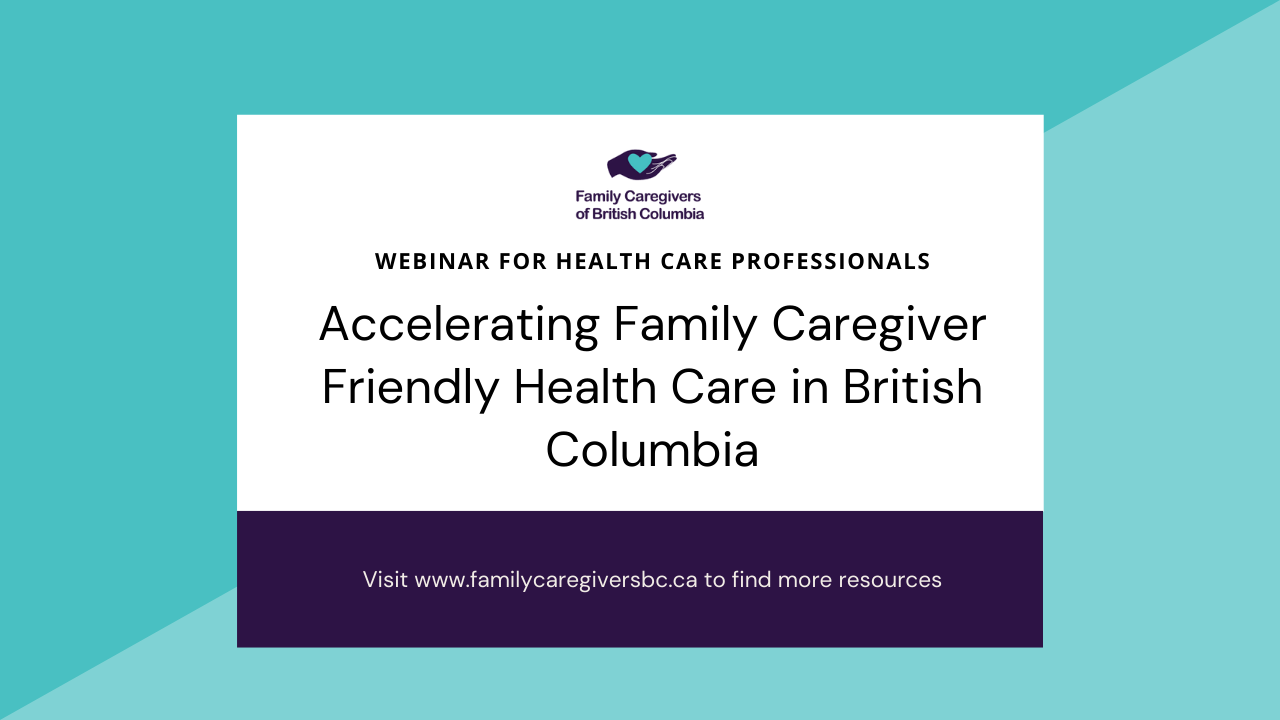 Accelerating Family Friend Healthcare